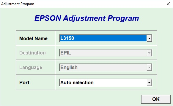 Download Resetter Epson L3150